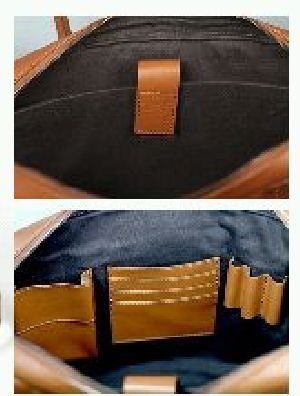 Leather Laptop Bag 04