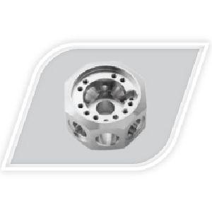 Precision Machined Component 03