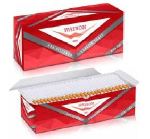 Red Cigarette Tube