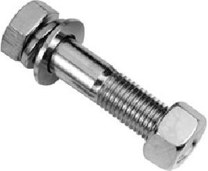 High Strength Structural Bolts and Nuts