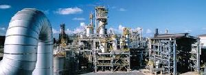 Petrochemical Plants Fabrication Services