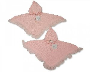 0-6 Months Baby Knitted Poncho