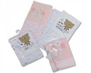 1558 Baby Cotton Blanket