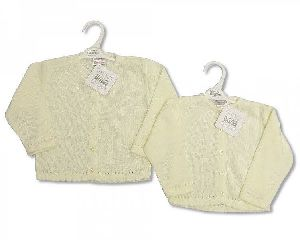 1615 Baby Girl Knitted Cardigan