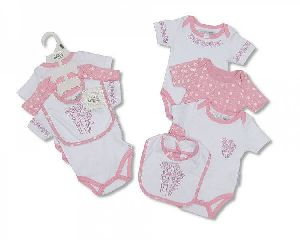 1715 Baby Cotton Suit Gift Set