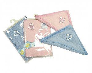1790 Baby Hooded Towel