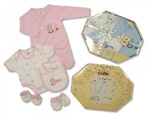 2365 Baby Cotton Suit Gift Set