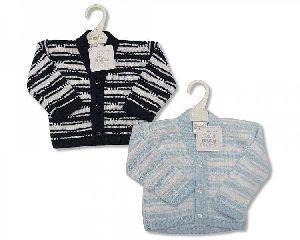 2628 Baby Boy Knitted Cardigan