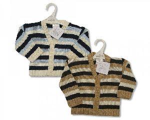 2632 Baby Boy Knitted Cardigan