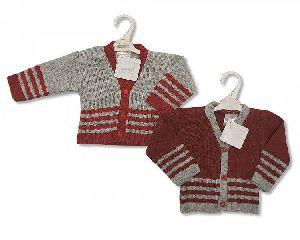 2635 Baby Boy Knitted Cardigan