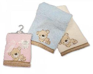 3021 Baby Fleece Wrap