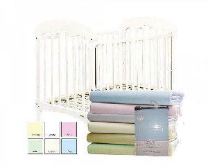3025 2 Baby Cot Bed Sheet
