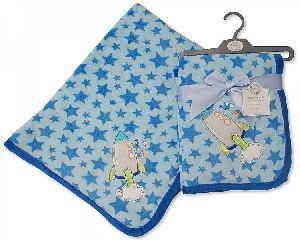 3032 Baby Fleece Wrap