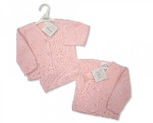 3067 Baby Boy Knitted Cardigan
