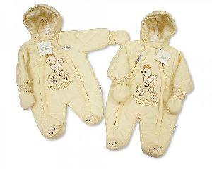 3366 Baby Snowsuit