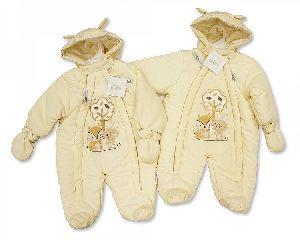 3367 Baby Snowsuit