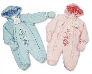 3373 Baby Snowsuit