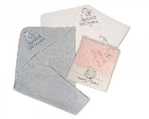 3440 Baby Hooded Towel