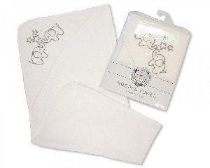 3445 Baby Hooded Towel