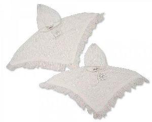 6-23 Months Baby Knitted Poncho
