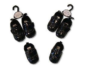 Baby Boys Black Shoes