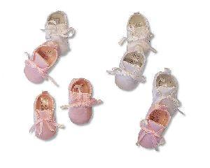 Baby Girls Christening Shoes
