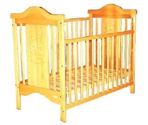 551 Wooden Baby Cot