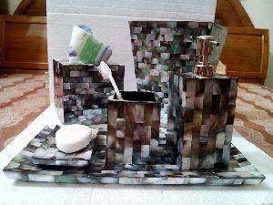 Bone Bathroom Set
