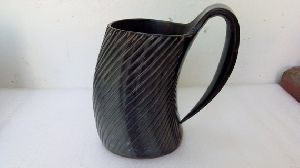 Tankard Horn Mug 04
