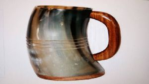 Tankard Horn Mug 06