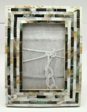 Bone Photo Frame 02