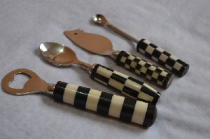 Stainless Steel Cutlery Set 02