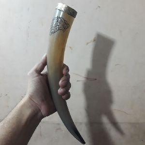 Viking Drinking Horn 03
