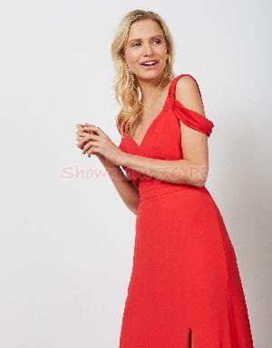 Salvia Evening Dress