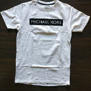 Michael Kors Half Sleeve Round Neck T-Shirts