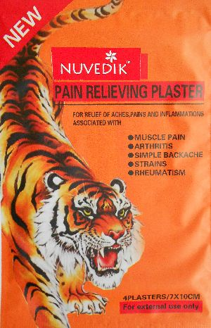 Herbal Pain Relief Patch