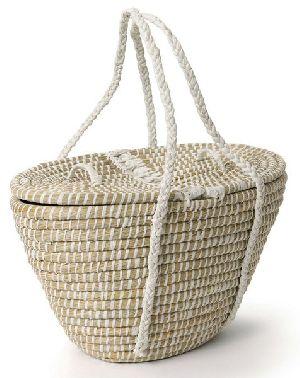 Kaisa Grass Basket 05