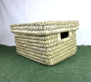 Kaisa Grass Basket 06