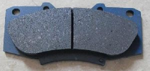Toyota Fortuner Car Brake Pads