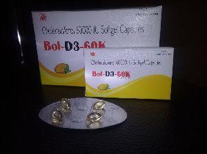 BOL-D3-60K Capsules