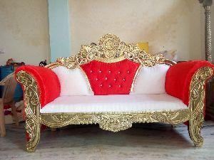 Glod Plated Sofa