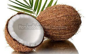 Fresh Husked Coconut