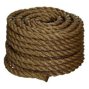 Brown Polypropylene Rope