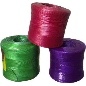 Colored Plastic Twine