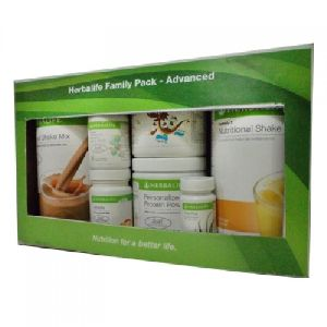 HERBALIFE FAMILY PACK ADVANCED Nutritional supplements
