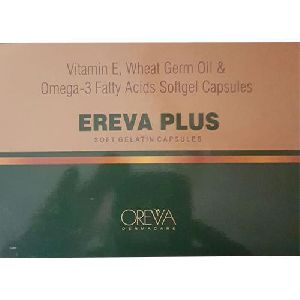 Ereva Plus Soft Gelatin Capsules