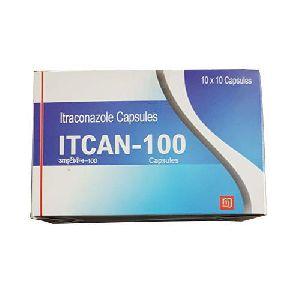Itcan-100 Capsules