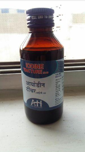 Iodine Tincture Solution