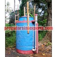 Kitchen Waste Based Biogas