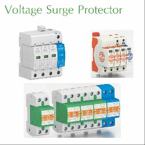lightning surge protection systems